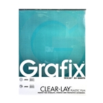 Grafix Dura-Lar (.005 Clear-lay Pad)