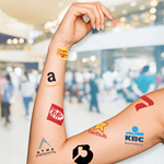PROMO Temporary Tattoos