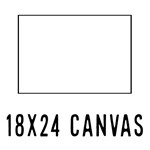 *NEW* 18 X 24 CANVAS (40 count, $3.97/pc)
