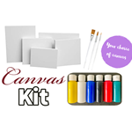 Virtual Painter Kit - Ships free directly to your customer! ($25.00/pc includes shipping)