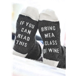 *NEW* Wine Socks (1 Pair)