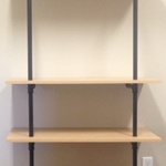 Small Pipe Shelf